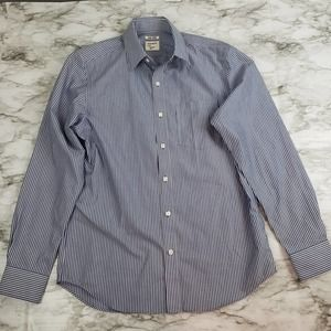 Old Navy Small Button Up No Iron Shirt